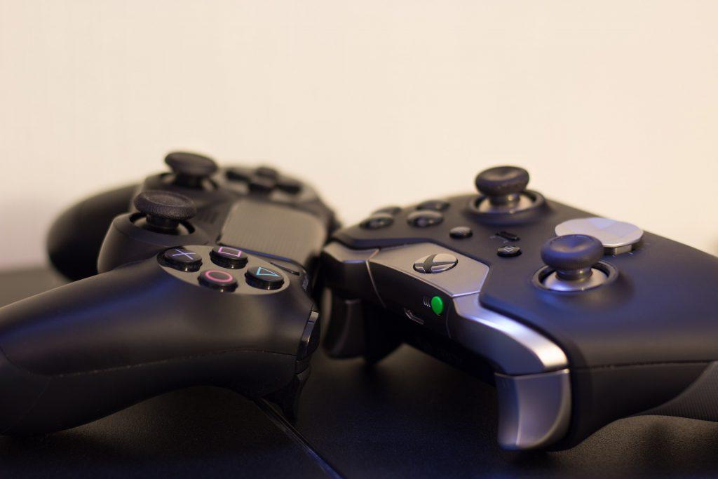 Play Station Xbox PS4 joypad